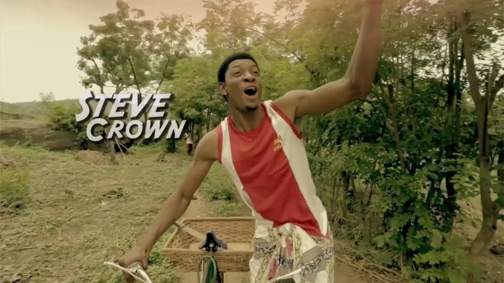 Ejiro Lyrics Steve Crown Video and Mp3