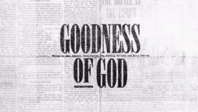 Photo of Goodness of God – Bethel Music (Video and Lyrics)