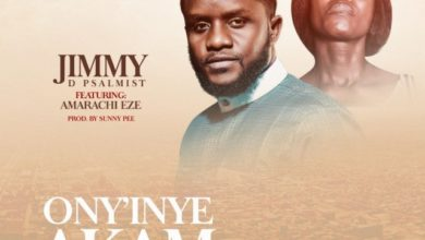 Photo of Ony'inye Akam (My Helper) – Jimmy D Psalmist Ft. Amarachi Eze (Mp3, Video and Lyrics)