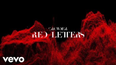 Red Letters Lyrics Crowder Video and Mp3