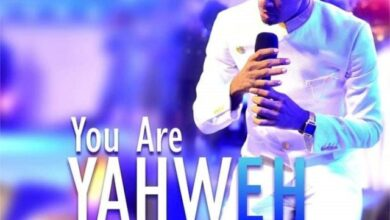 You Are Yahweh by Steve Crown Mp3, Video and Lyrics