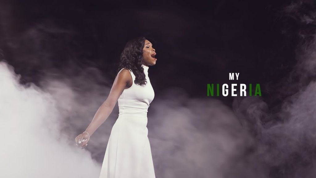 My Nigeria Lyrics Victoria Orenze Video
