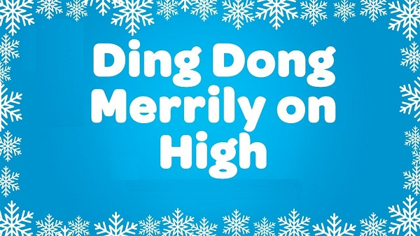 Photo of Ding Dong Merrily on High – Christmas Song (Lyrics and Mp3)