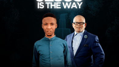 Jesus is The Way by Godstime Promise Ft. James Okon Mp3 and Lyrics