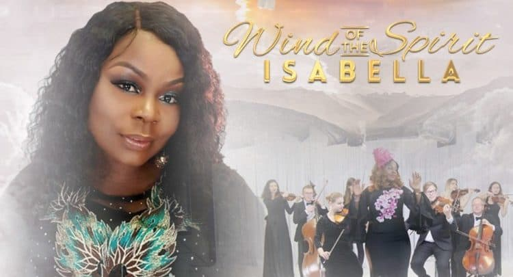 Photo of Wind of The Spirit – Isabella Melodies ( Mp3, Video and Lyrics)