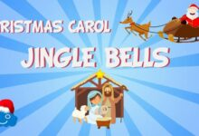 Jingle Bells Lyrics Christmas Song Mp3