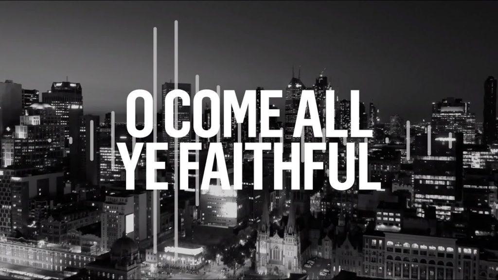 O Come All Ye Faithful - Christmas Song (Lyrics & Mp3) - Jesusful