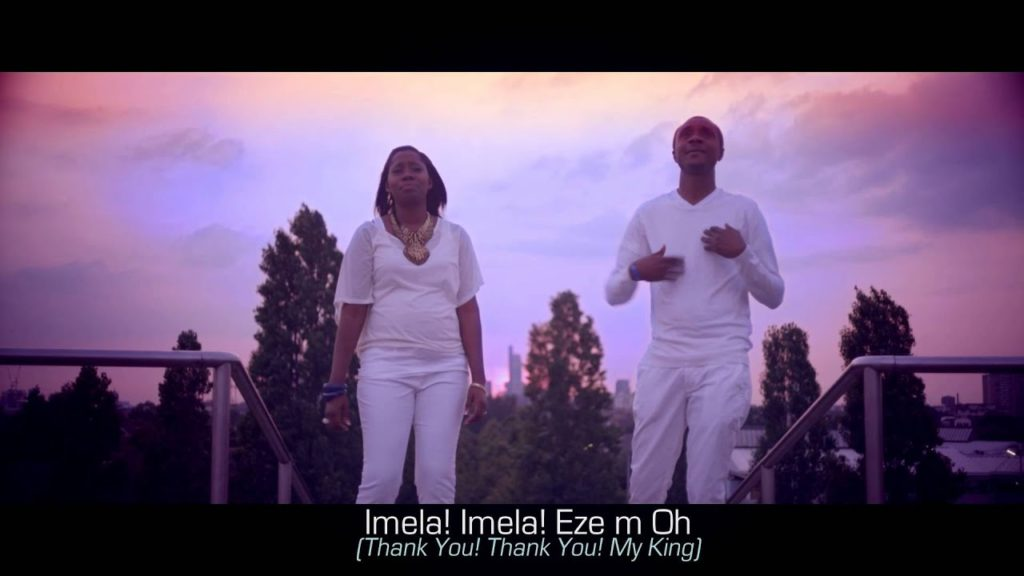 Imela Lyrics Nathaniel Bassey Ft. Enitan Adaba Mp3