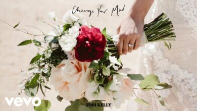 Change Your Mind by Tori Kelly Audio, Video and Lyrics