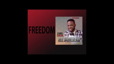 Freedom by Chris Shalom Audio and Lyrics