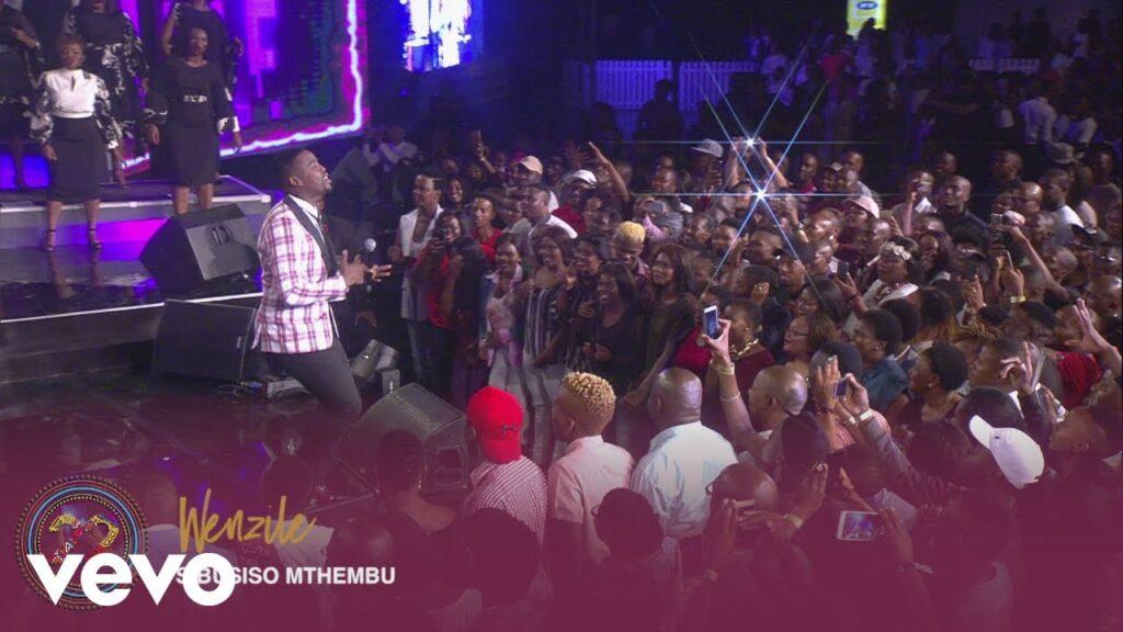 Wenzile - Joyous Celebration (Lyrics and Video) - Jesusful
