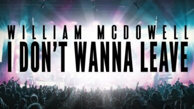 I Don't Wanna Leave by William McDowell Lyrics and Mp3