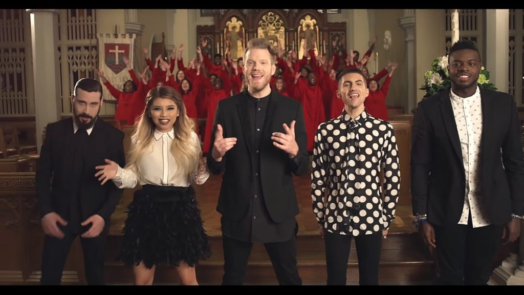 O Come, All Ye Faithful by Pentatonix Video and Lyrics