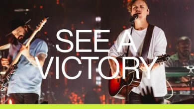 See a Victory by Elevation Worship Video and Lyrics