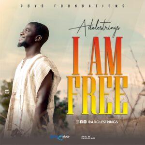 I Am Free by Adolestrings Mp3 and Lyrics