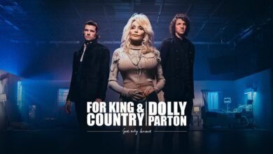 God Only Knows by for KING & COUNTRY Ft. Dolly Parton Video and Lyrics
