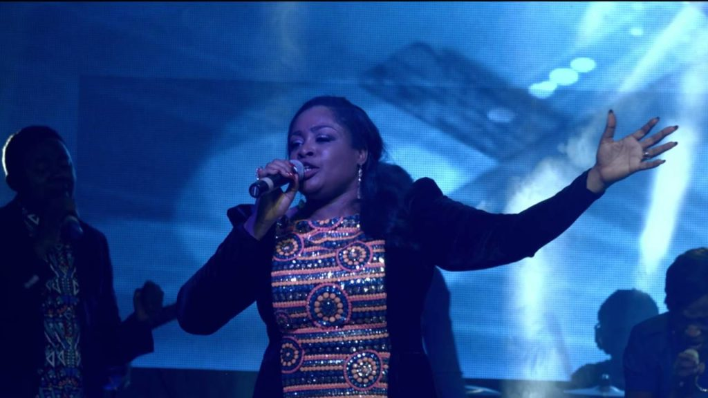Great Are You Lord by Sinach Mp3 and Lyrics