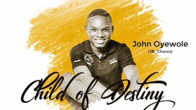 Photo of Child of Destiny – John Chares (Mp3 and Lyrics)