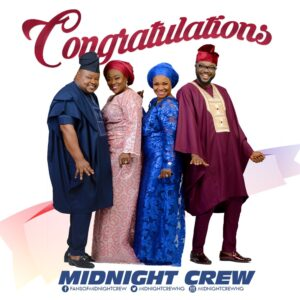 Congratulations by Midnight Crew Mp3, Video and Lyrics