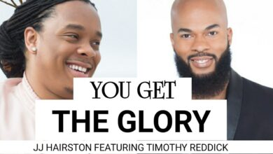 You Get The Glory by JJ Hairston Ft. Timothy Reddick Video and Lyrics