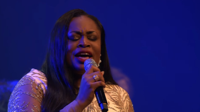 Photo of Fire in Me – Sinach (Mp3 and Lyrics)