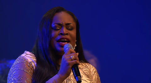 Fire in Me by Sinach Mp3 and Lyrics