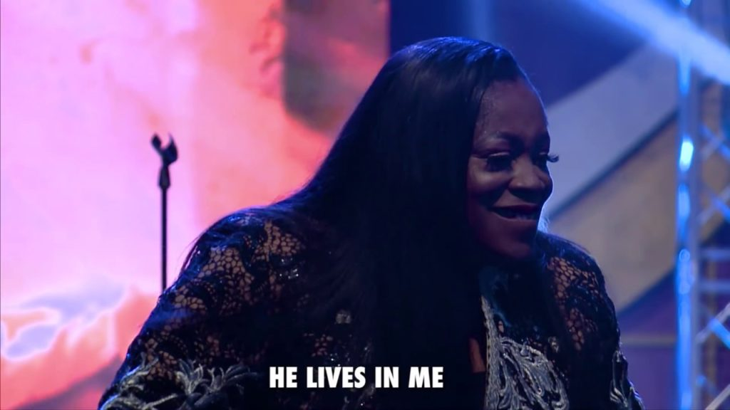 Jesus is Alive by Sinach Video and Lyrics