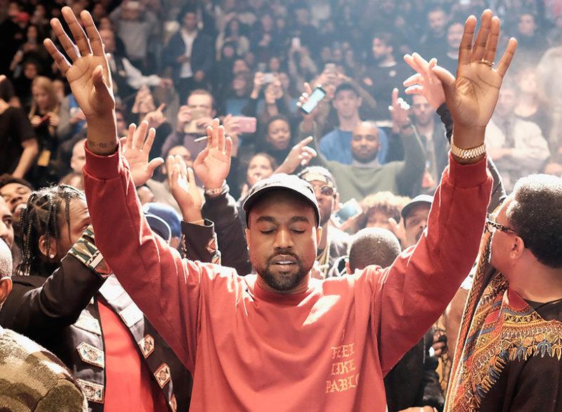 Kanye West Jesus is King Album Download