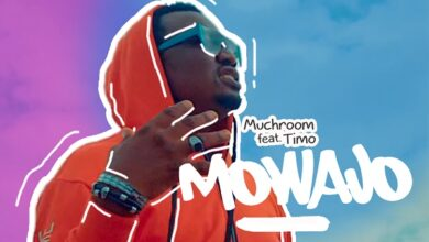 Mowajo by Muchroom Ft. TimO Mp3 and Lyrics