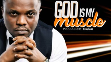 God is My Muscle by Seyi Tom Mp3, Video and Lyrics
