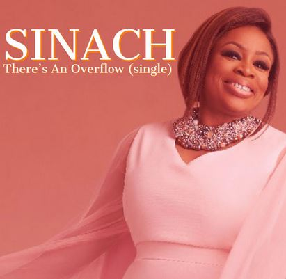 There's An Overflow by Sinach Video and Lyrics