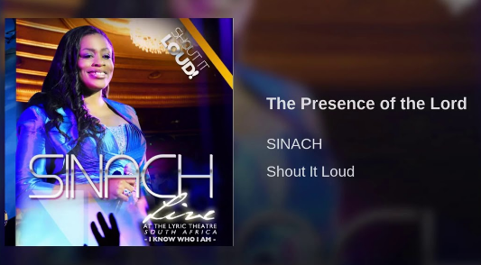 The Presence Of The Lord Sinach Mp3 And Lyrics Jesusful