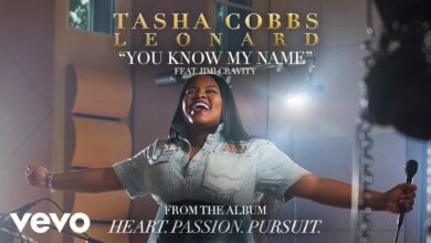 Photo of You Know My Name – Tasha Cobbs Leonard Ft. Jimi Cavity (Video and Lyrics)