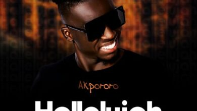 Photo of Akpororo – Hallelujah (Mp3 and Lyrics)