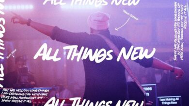 All Things New by Travis Greene Video and Lyrics