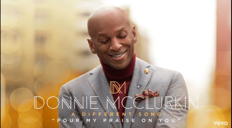 Donnie McClurkin - All To The Glory Of God Audio and Lyrics