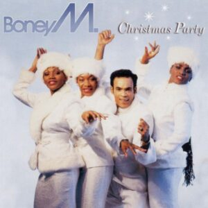 BONEY M. - White Christmas (Mp3 and Lyrics) Christmas Songs