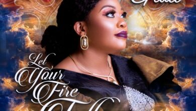 Let Your Fire Fall by EL' Grace Mp3, Video and Lyrics
