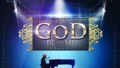 Photo of Frank Edwards – If God Be For Me (Mp3, Video and Lyrics)