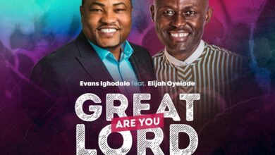 Great are You Lord by Evans Ighodalo Ft. Elijah Oyelade Mp3, Lyrics and Video