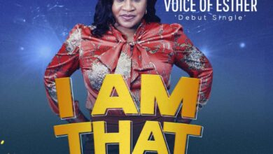 I Am That I Am by Voice Of Esther Mp3 and Lyrics