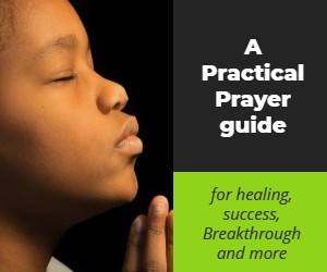 Prayer for healing, success, protection, peace & more