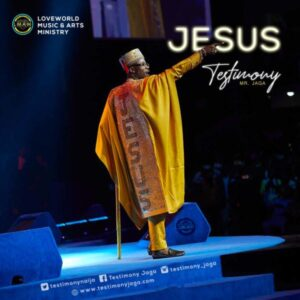 Jesus by Testimony (Mr Jaga) Mp3, Video and Lyrics