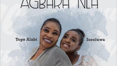 Photo of Tope Alabi – Agbara Nla Ft. Iseoluwa (Mp3, Video and Lyrics)