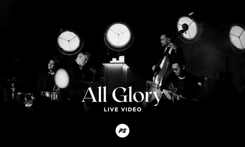Photo of Planetshakers – All Glory | It's Christmas (Video and Lyrics)