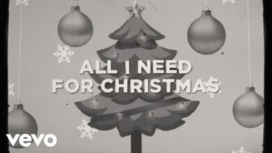 Photo of All I need for christmas – tobyMac & Terrian (Mp3, Video and Lyrics)