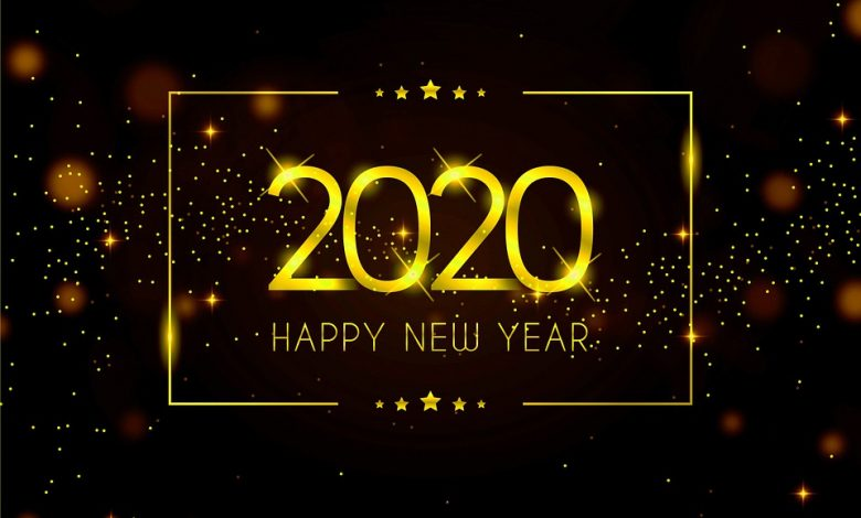 Photo of Best Happy New Year 2020 Wishes for Friends and Family