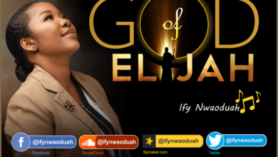 God of Elijah by Ify Nwaoduah Ft. Stacey Mp3 and Lyrics