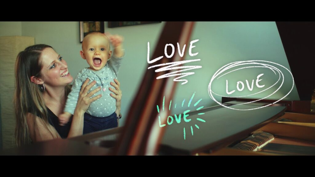 Love by We Are Messengers Video and Lyrics