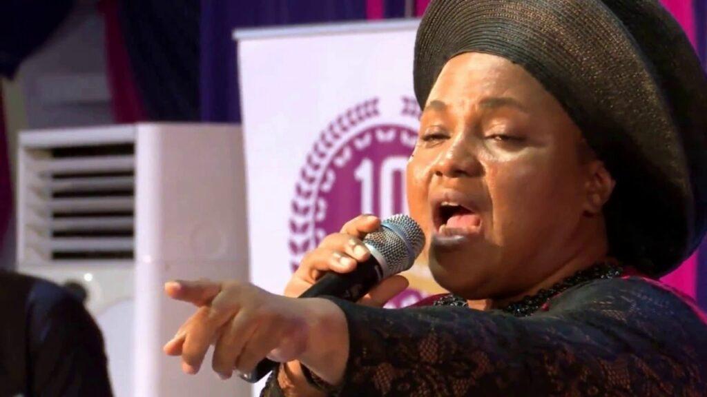 Prophetic Praise (2) by Chioma Jesus Audio and Lyrics